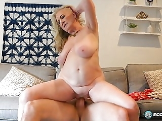 blair angeles - our newest 60plus milf and jmac