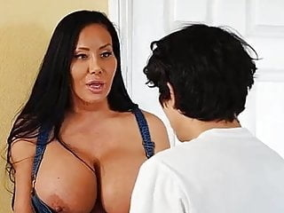 Sybil Stallone big boobs Nip Slip-up Nip Slip-up